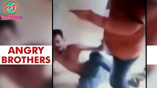 Brothers Beating Boy for Molesting their Sister | The Lallantop