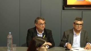 Matar Joan Fuster (i altres històries): presentació a l'Espai VilaWeb amb Francesc Bayarri