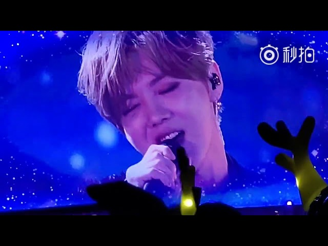 [FANCAM] 18106 LUHAN - YOUR SONG @ RE:X BEIJING CONCERT