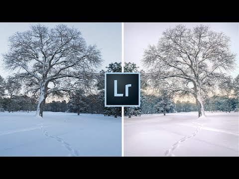 7 Lightroom Tips to Transform Your Winter Photos