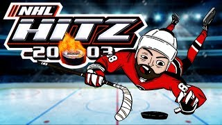 BEST HOCKEY GAME EVER | NHL HITZ 2003 | THE SPORTS SERIES