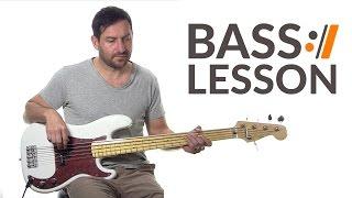 Endless Praise - Planetshakers // Bass Tutorial