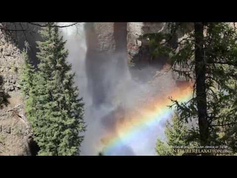 """""""America's Beautiful West"""" HD 1HR Healing Nature Relaxation Video w/ Instrumental Music"""