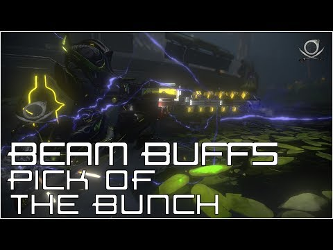 (WF) Beam Weapon Changes - Pick Of The Bunch!