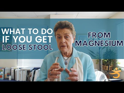 Loose Stool From Magnesium? Here's What To Do