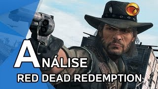 Videoanálise de Red Dead Redemption (imagens capturadas no Xbox One)