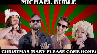 Christmas (Baby Please Come Home)  - Michael Buble [Music Video]