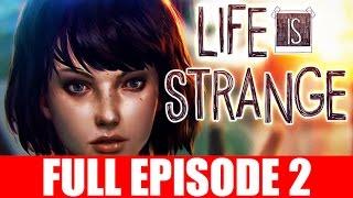 Life Is Strange Full Episode 2 Walkthrough No Commentary Let