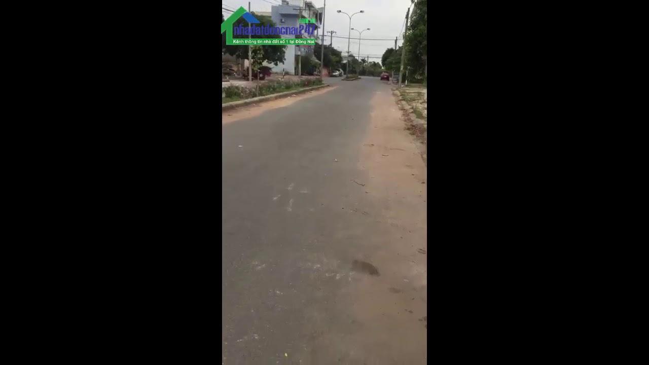 [ Nhà Đất Đồng Nai 247 ] S81 :  Bán Cặp Lô Góc Phú Gia 1 P Trảng Dài Biên Hòa
