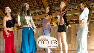 Hot Yoga Fashion Pants. Om-pure Yoga, Dance, & Active Wear