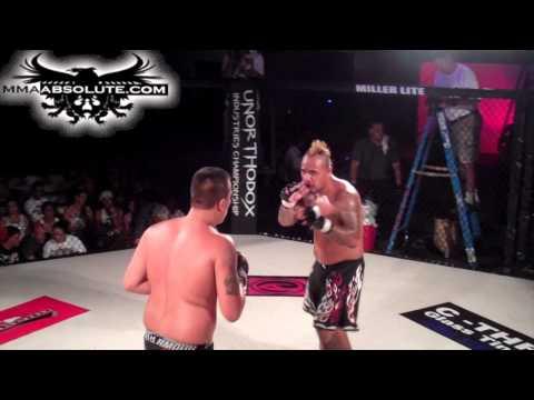 UIC 9 Sanchis vs Kaili-Nihoa Fight Video