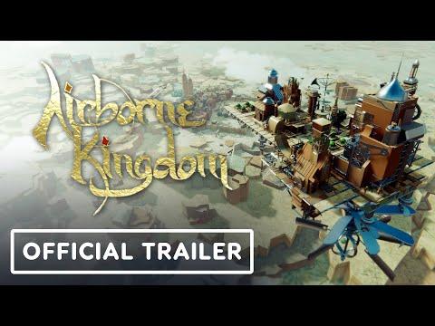 Airborne Kingdom в ноябре выйдет на Xbox и Playstation