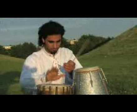 Afghan Attan, Atan, song, Haron Temor Travel Video
