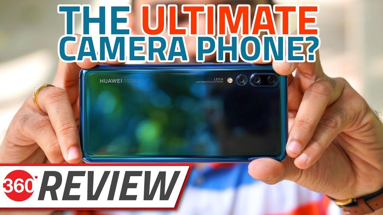 Huawei P20 Pro Review | NDTV Gadgets360 com