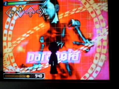 DDR: PARANOiA (180) (Difficult)