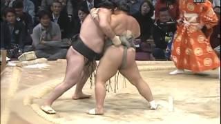 Ноябрьский турнир по сумо 2012 год 13-15 дни: Кюсю Басё (Фукуока) / Kyushu Basho (Fukuoka)