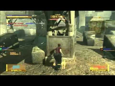 【MGO】Team Sneaking Mission | METAL GEAR ONLINE (B.B TSNE)