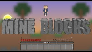 Repeat youtube video The Making of Mine Blocks - 2D Minecraft