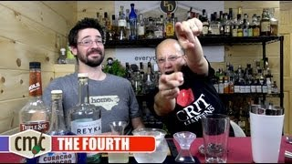 The Fourth Martini, 4th Of July Cocktails