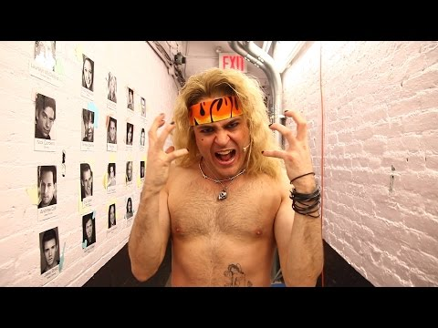 Broadway's Rock of Ages - Just Like Paradise / Nothin' But A Good Time