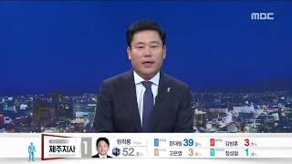 [뉴스데스크]6.13 지방선거 개표방송 3부