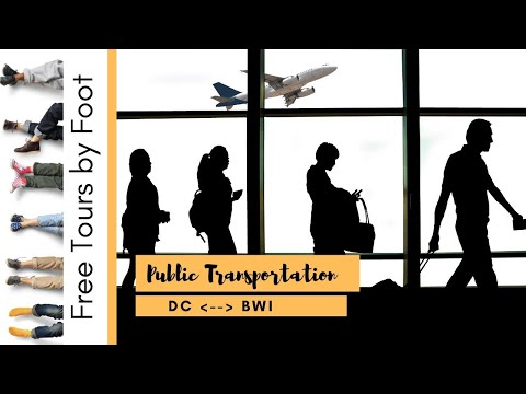 How To Get To DC From BWI Airport