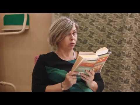 Изображение предпросмотра прочтения – ЕленаГоловлева читает отрывок изпроизведения «Обломов» И.А.Гончарова