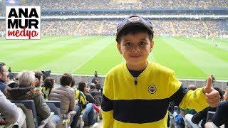 Selim Anamur Fenerbahçe Bursaspor futbol maçı vlog