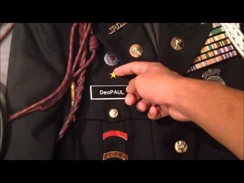 My JROTC Uniform and Update 3-4-13 from YouTube · Duration:  6 minutes 31 seconds