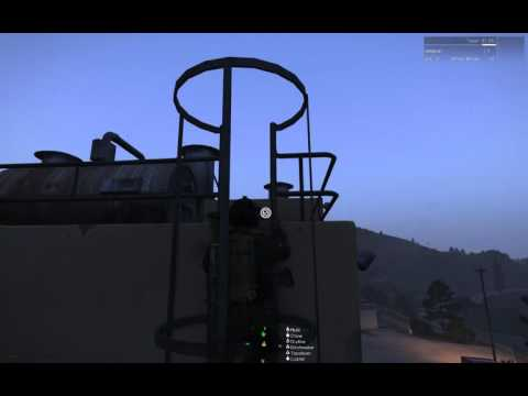 Arma 3: Isreali Air Defense, Day, Part 1