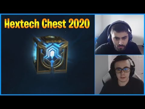 Hextech Chest 2020...LoL Daily Moments Ep 798