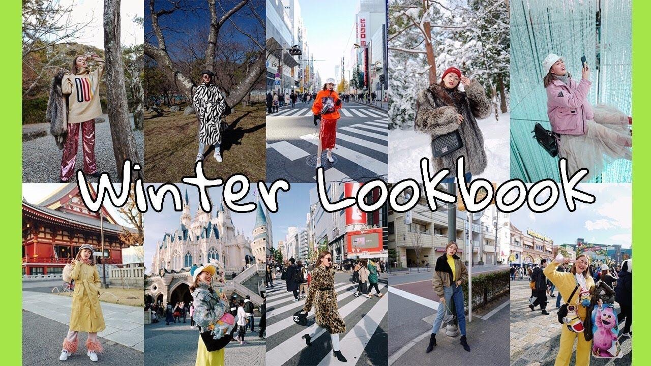 Winter Lookbook แต่งตัวหน้าหนาวยังไงให้ไม่จำเจ 12ลุค จุกๆไปเลย | chopluem 3