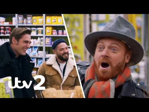Busted Reveal Some of Charlie Simpson's Famous Female 'Fans'! | Shopping With Keith Lemon