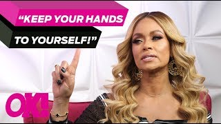 'RHOP' Star Gizelle Bryant Says The CLAWS COME OUT With Karen Huger