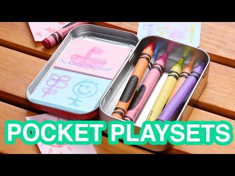 On-The-Go Mini Playsets