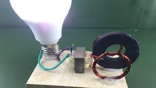 New Easy Free Energy Science Generator Using By Magnet | New Technology For 2019
