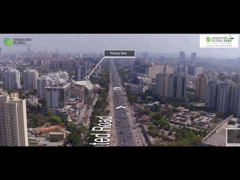 Signature Global Park Sector 36, Sohna Gurgaon Road Map