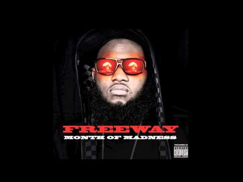 """Freeway - """"Living In the Fast Lane"""" (feat. Benefit, Profit & Maquet Robinson) [Official Audio]"""