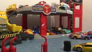 Cars Mini Adventures: Duncan The Paper Racer Part 4 Duncan