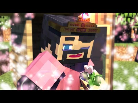 CaptainSparklez The PRETTY PRINCESS! (Mianite Highlight Animation)
