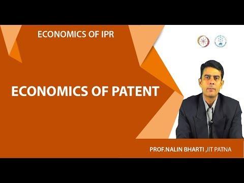 Lec 2 Economics of Patent