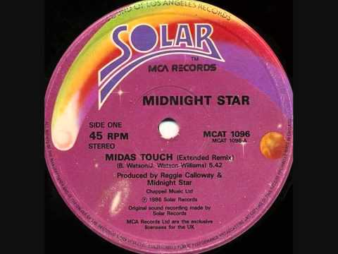 Midnight Star - Midas Touch (Dj