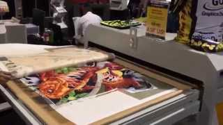 Professional Dye Sublimation System - All-Over Shirt Transfer