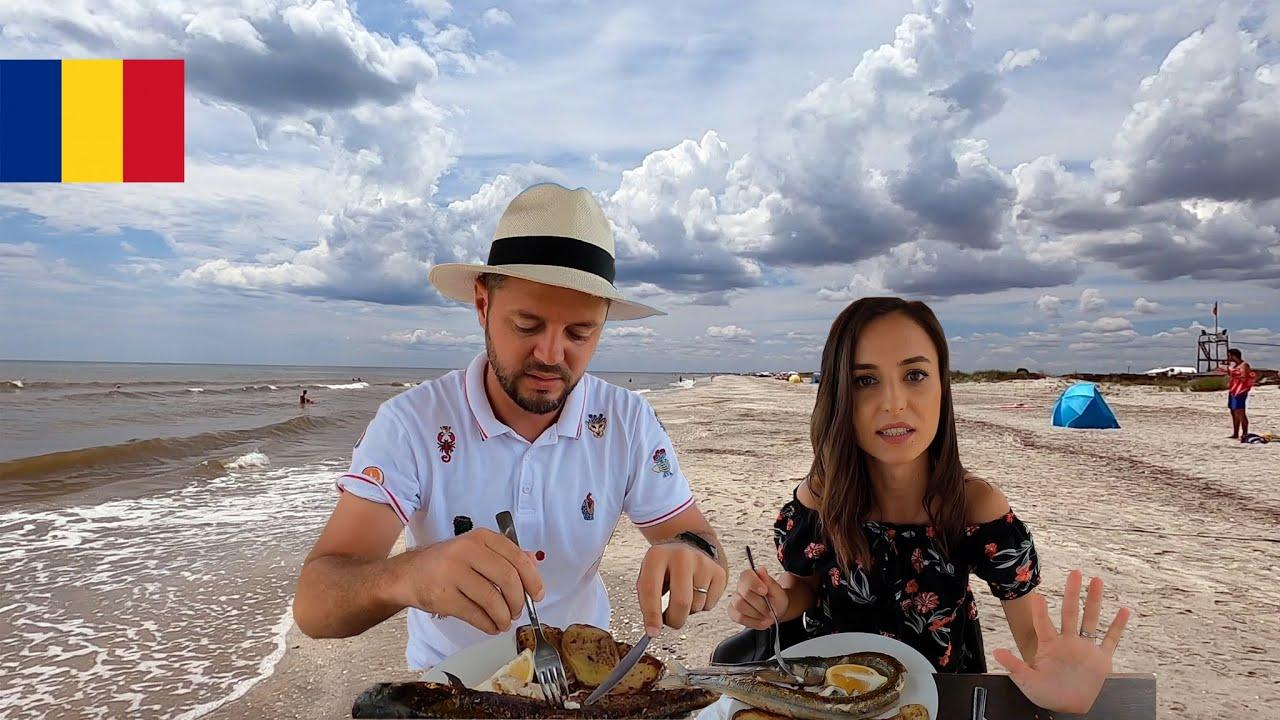 Plajele salbatice din Romania VS. aglomeratia din Mamaia | Vadu & Corbu