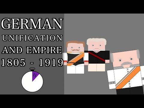 Ten Minute History - German Unification and Empire (Short Documentary)