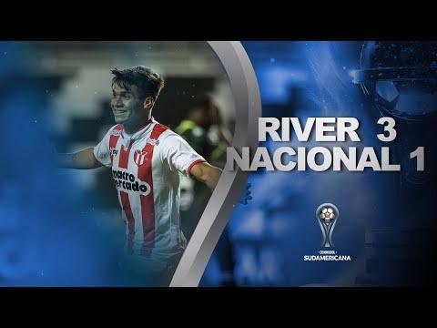 River Plate Atl. Nacional Goals And Highlights