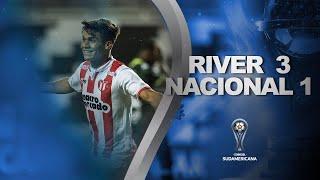 River Plate (Uru) vs. Atlético Nacional [3-1] | RESUMEN | Segunda Fase | CONMEBOL Sudamericana