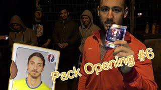 IBRA AUSRASTER! | AKG öffnet Sticker | Let's Open Packs #6 [Panini Euro 2016]