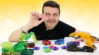 ¿ Juguetes nuevos ? ¡Screechers Wild Español!  Vídeo de juguetes para niños.