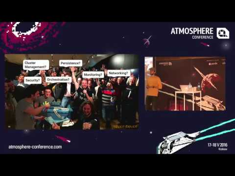 Atmosphere 2016 -  Microservices continuous delivery with MANTL & Shipped (Catalin Jora)
